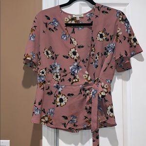 Monteau floral top